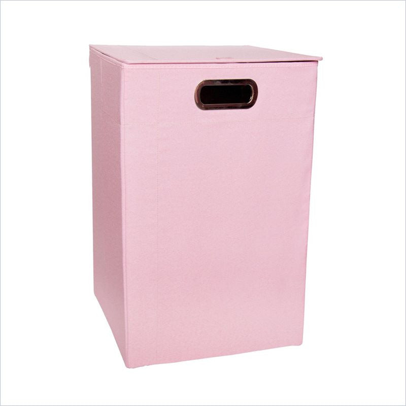 JJ Cole Hamper in Pink Heather