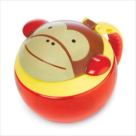 Skip Hop Zoo Snack Cup in Monkey