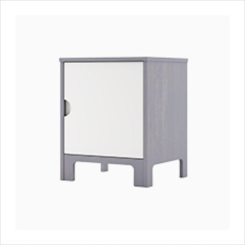 Dutailier Cupcake Nightstand in Grey