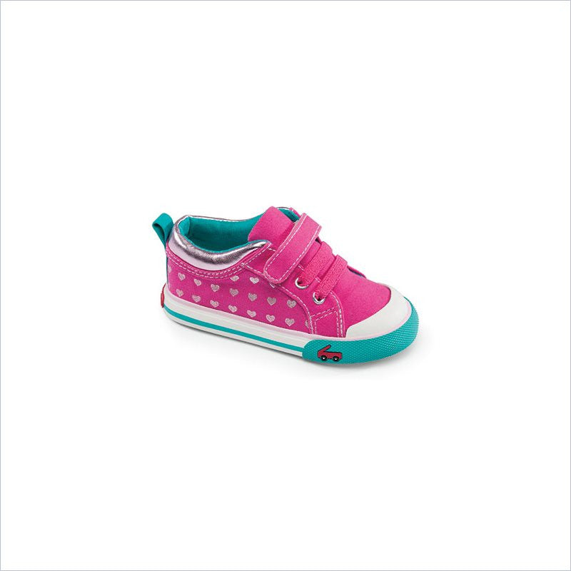 See Kai Run Sneakers in Kristin Hot Pink
