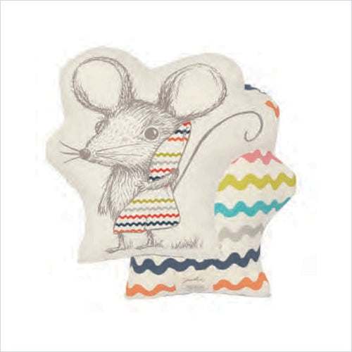 Pehr Mouse Item Pillow