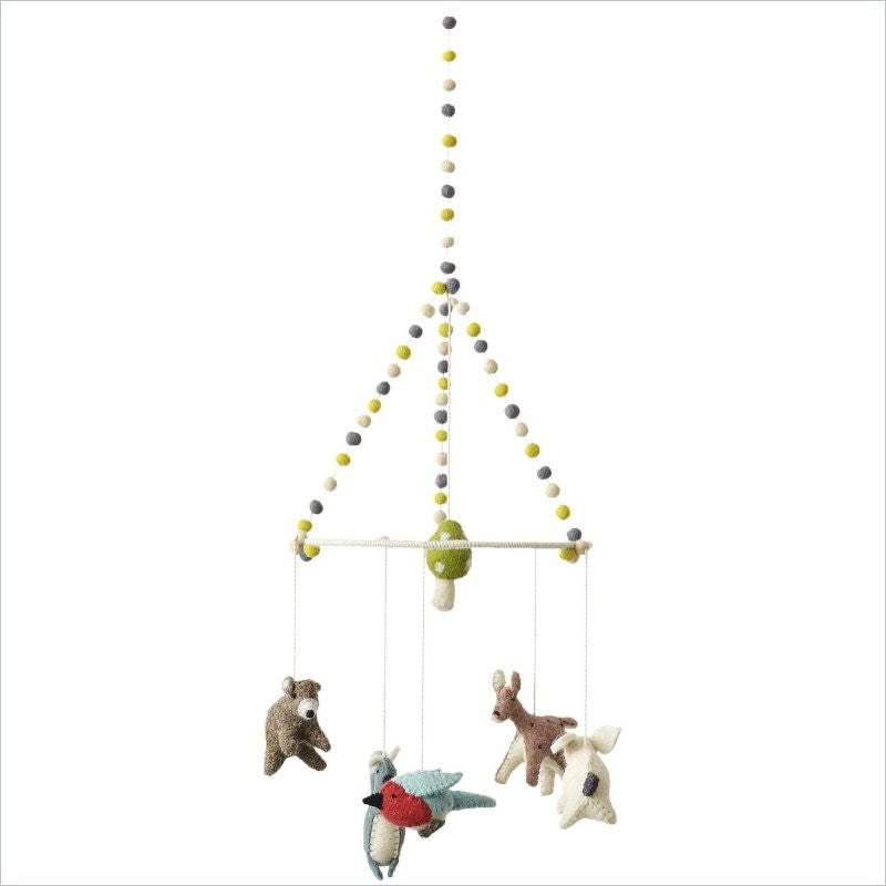 Pehr Woodland Creatures Mobile