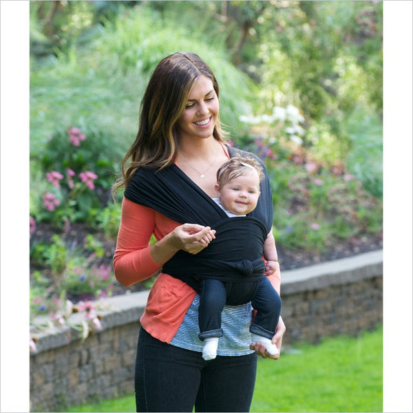 JJ Cole Agility Stretch Carrier in Black