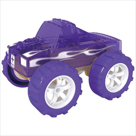 Hape Mighty Minis Monster Truck Wood Toy Car