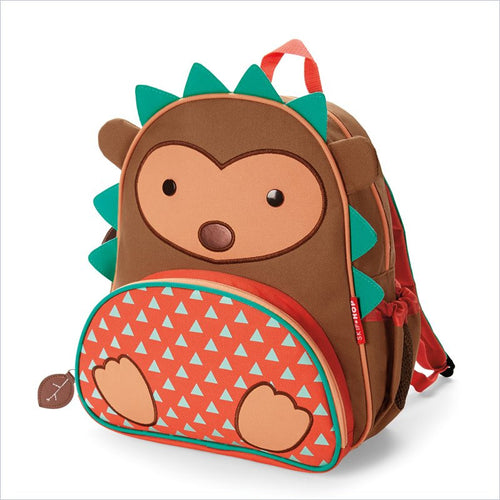 Skip Hop Zoo Pack Little Kid Backpack in Hedgehog