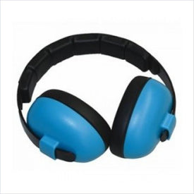 Baby Banz Baby Earmuffs in Blue(0-2yrs)