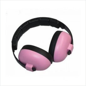 Baby Banz Baby Earmuffs in Pink (0-2yrs)