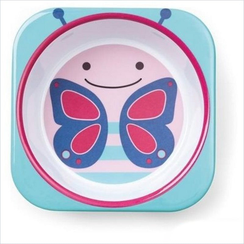 Skip Hop Zoo Tableware Bowl in Butterfly