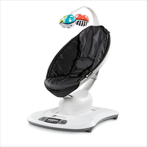 MamaRoo by 4moms Infant Bouncer & Swing Seat in Black Classic