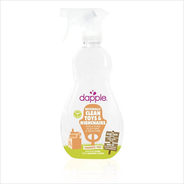 Dapple Natural Toy and Highchair Spray Cleaner