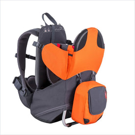Phil & Teds Parade Baby Carrier in Orange