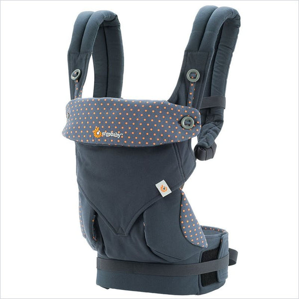 Ergobaby Four Position 360 Baby Carrier in Dusty Blue