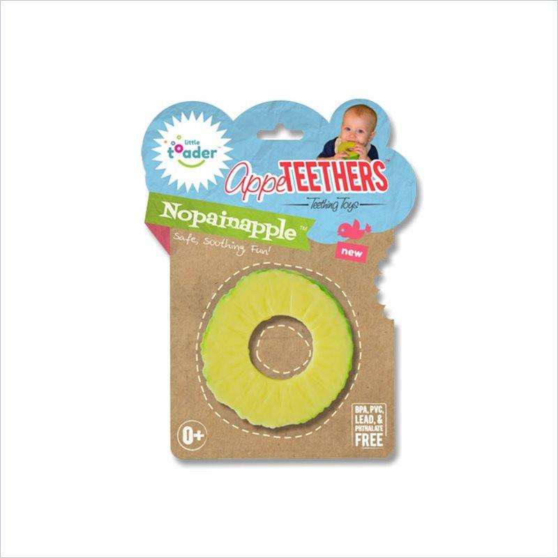 Little Toader AppeTeethers in Nopainapple