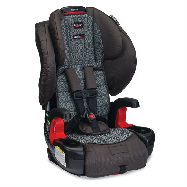 Britax Pioneer G1.1 Booster Seat in Silver Cloud