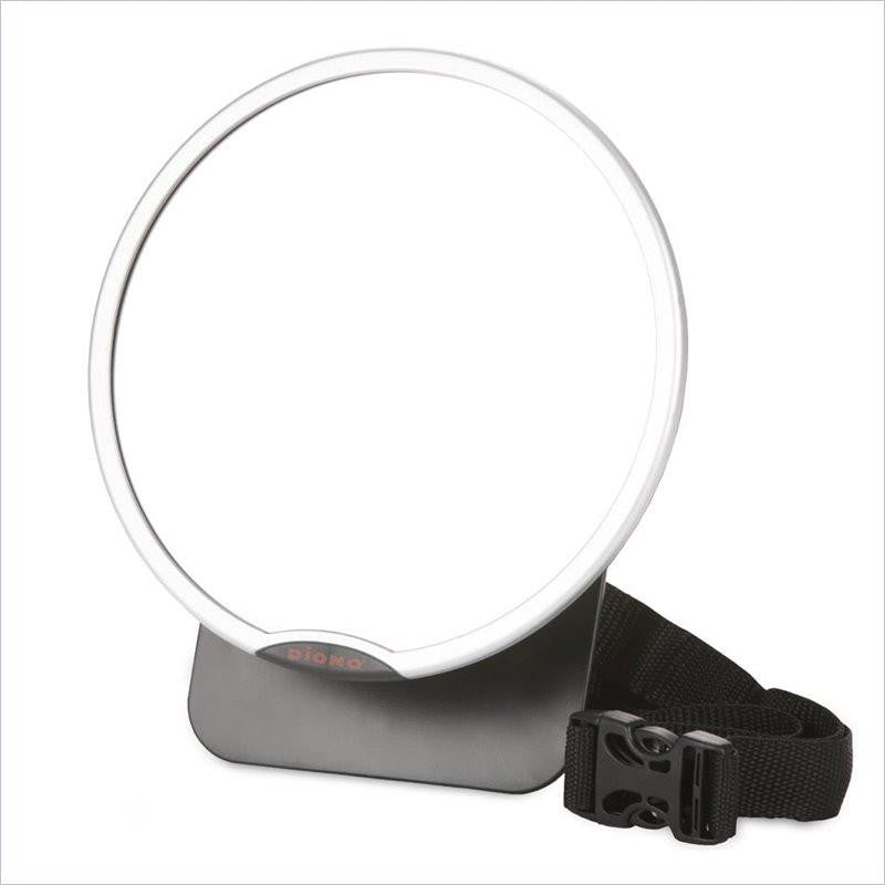 Diono Easy View Mirror in Silver