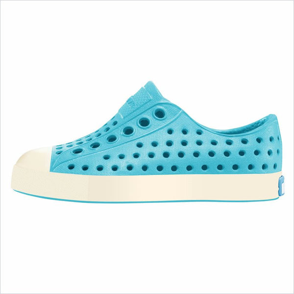 Native Shoes Jefferson Child in Surfer Blue