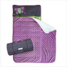 JJ Cole Little Nap Mat in Butterfly