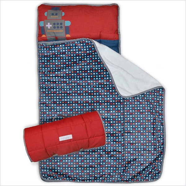 JJ Cole Little Nap Mat in Robot