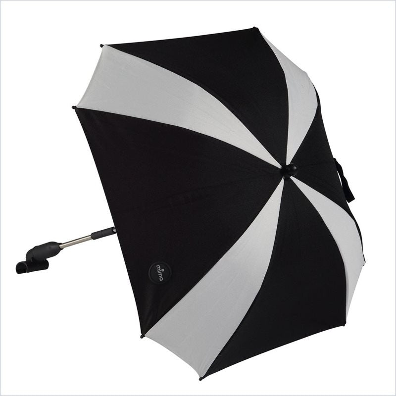 Mima Parasol (Without Clip) in Black & White