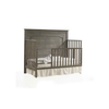 Nest Emerson 5-in-1 Convertible Crib with Wood Panel Without Rails