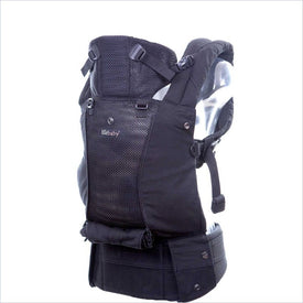 Lillebaby All Seasons Baby Carrier in Black