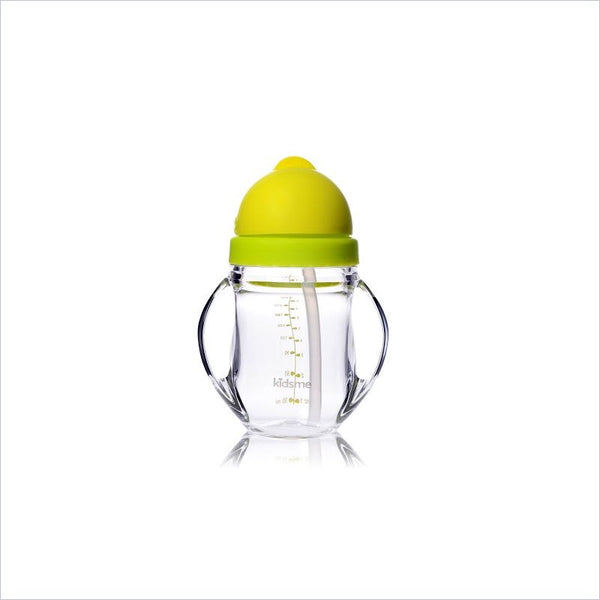 Kidsme Tritan Straw Cup in Lime
