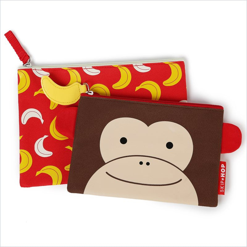 Skip Hop Zoo Kid Cases in Monkey