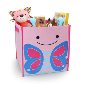 Skip Hop Zoo  Storage Bins Jumbo in Butterfly
