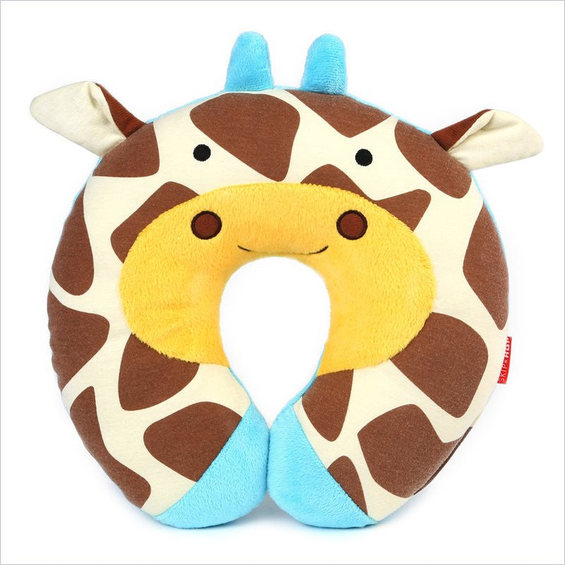Skip Hop Zoo Travel Neckrests in Giraffe