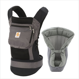 Ergo Baby Bundle of Joy Performance in Charcoal Black