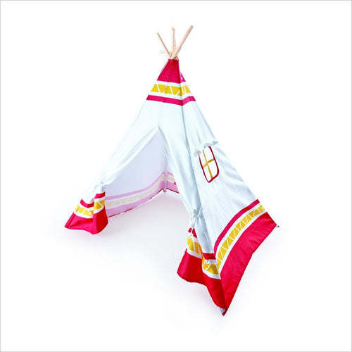 Hape Teepee Tent in Red