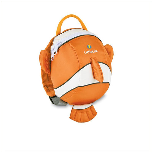 Little Life Toddler Animal Daysack in Clownfish