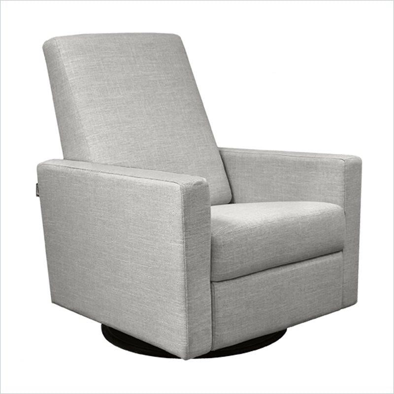 Dutailier Alsace Swivel Glider with Footrest