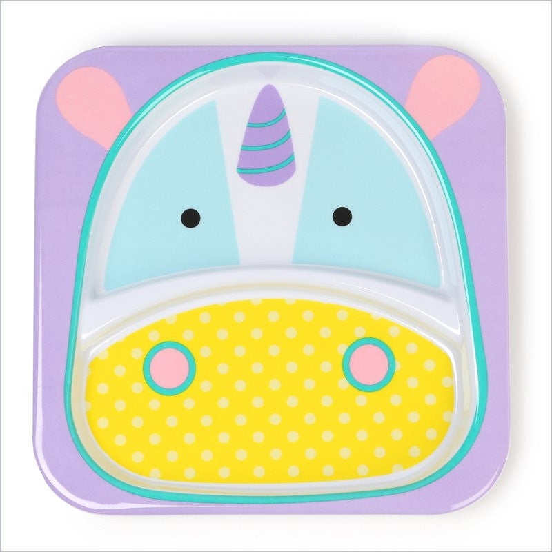 Skip Hop Zoo Tableware Plate in Unicorn