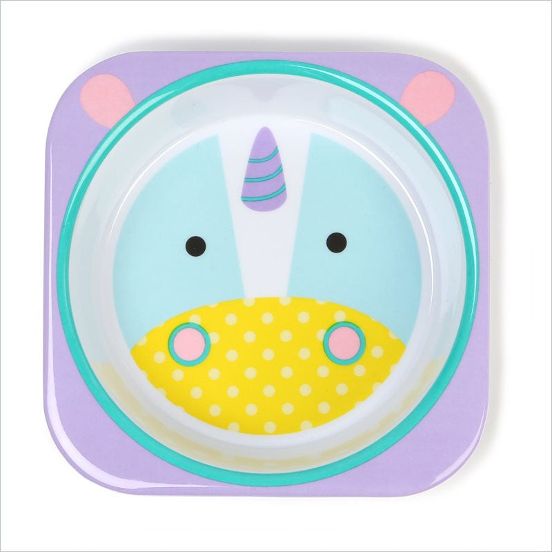 Skip Hop Zoo Tableware Bowl in Unicorn