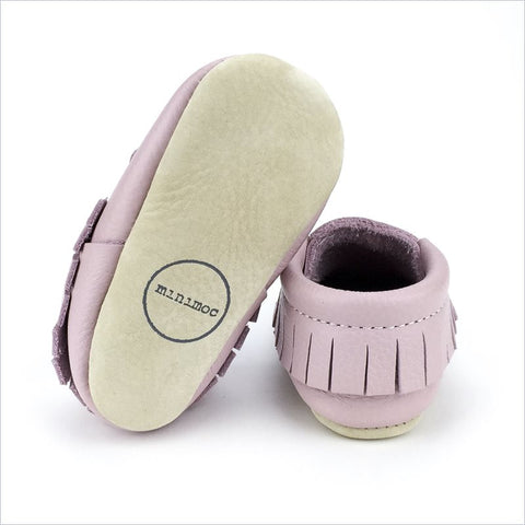 Minimoc Moccasins Shoes in Piglet