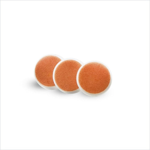 Zoli Buzz B replacement pads 12month in Orange (Set of 3)