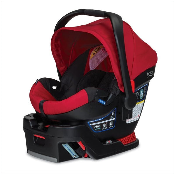 Britax B-Safe 35 Infant Child Car Seat in Red