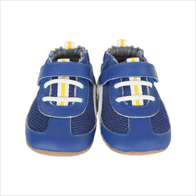 Robeez MS Athletic Sneaker Shoes in Royal Blue