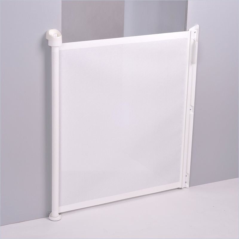 Lascal Safety Gate KiddyGuard Assure 40 Inch in White