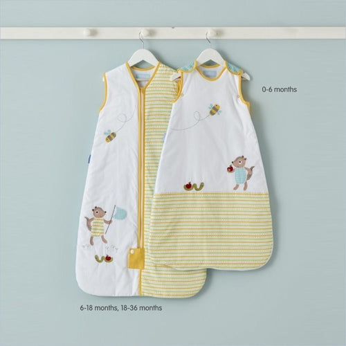 Grobag 2.5 Tog Baby Sleeping Bags in Buzz-y Bee