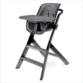 4moms High Chair In Black And Grey (FLOOR MODEL)