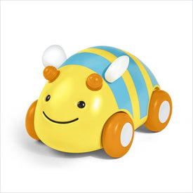 Skip Hop Explore and More Pull & Go Car in Bee