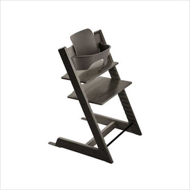 Stokke Tripp Trapp High Chair in Hazy Grey