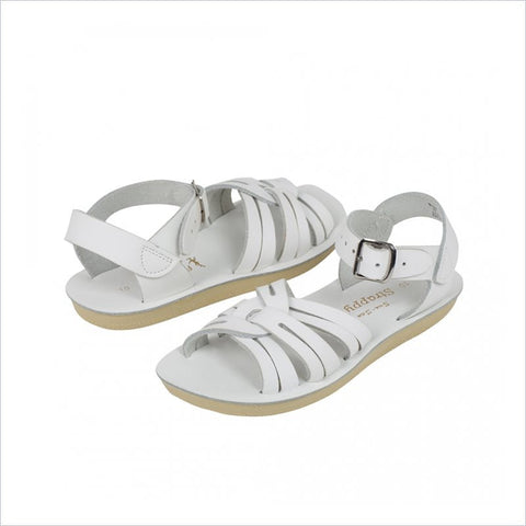 Salt Water Sandal Strappy in White