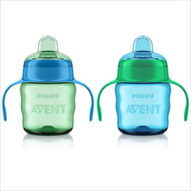 Philips Avent My Easy Sippy Classic Spout Cup 7oz - Double
