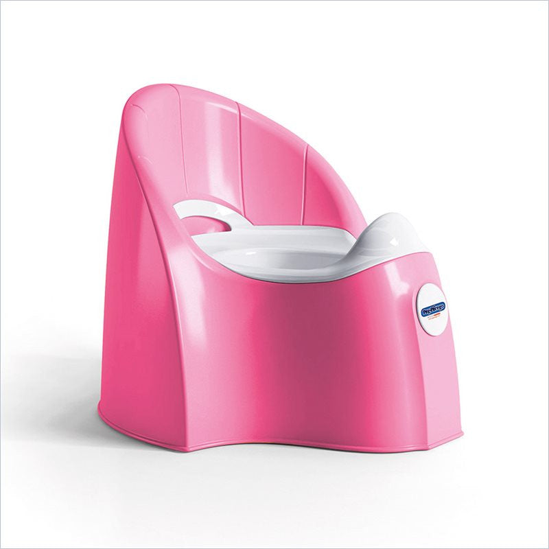Peg Perego Pasha Potty Chair in Pink
