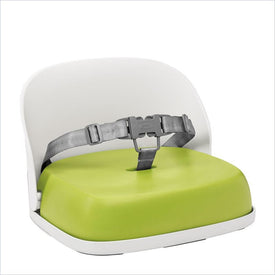 Oxo Tot Perch Booster Seat with Straps in Green