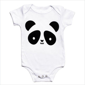Whistle and Flute Kawaii Panda Bodysuit
