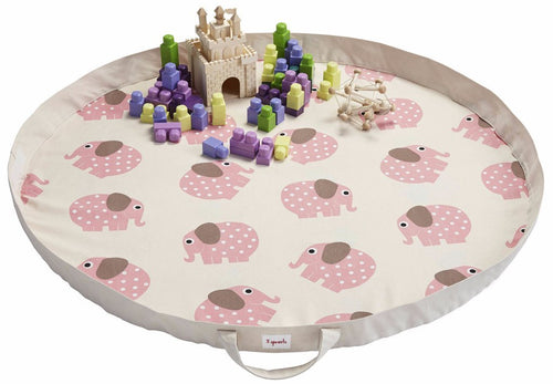 3 Sprouts Play Mat Bags